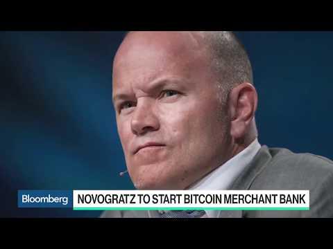 Wall Street trader and bitcoin merchant bank