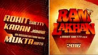Ram Lakhan (2016) First Look