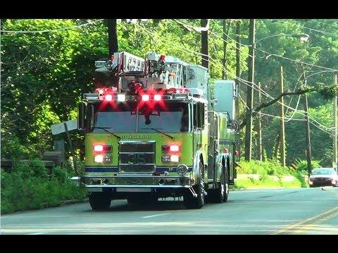 Haverford Twp. Fire Bureau responding [PA   7/17/2013]