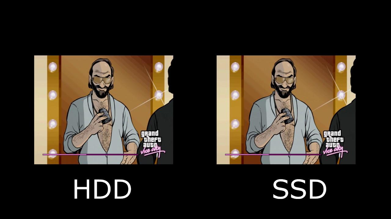 Ps2 Hdloader Ssd Vs Hdd Comparison