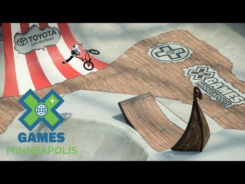 FULL BROADCAST: Toyota Men's BMX Park Final | X Games Minneapolis 2017
