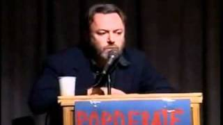 Christopher Hitchens on the Left's Double Standards
