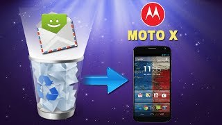 [Moto X]: How to Retrieve Deleted SMS Text Messages from MOTO X by Moto X Recovery Tool?