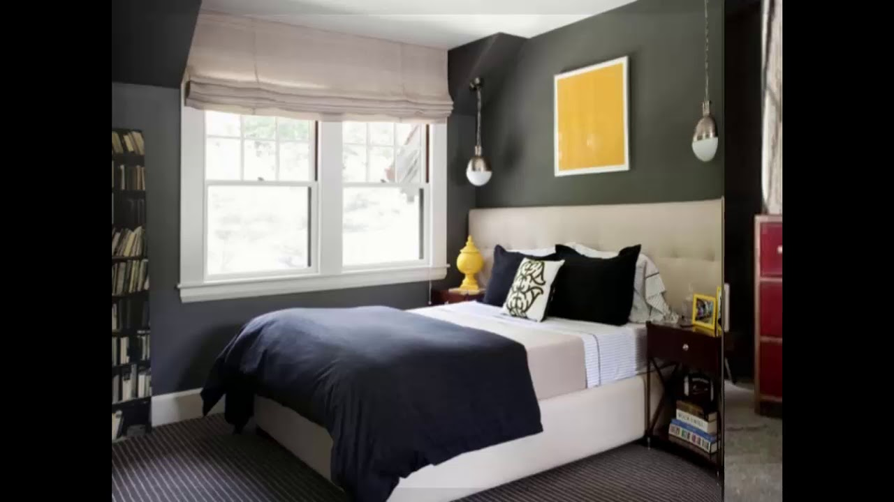 genial schlafzimmer ideen f r m nner youtube. Black Bedroom Furniture Sets. Home Design Ideas
