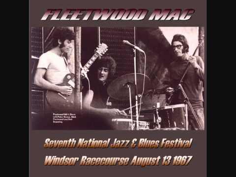 FLEETWOOD MAC : WINDSOR 1967 : TALK TO ME BABY .