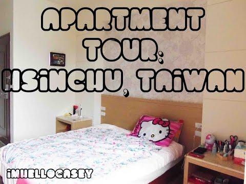 Apartment Tour: Hsinchu Taiwan