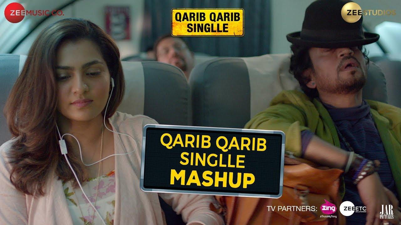 Qarib Qarib Singlle Mashup | Qarib Qarib Singlle | Irrfan & Parvathy | Ali Merchant