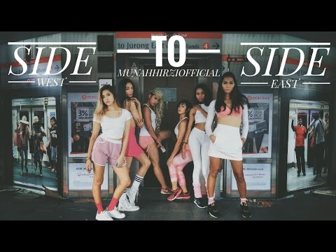 SIDE TO SIDE PARODY - ARIANNA GRANDE (Singapore)