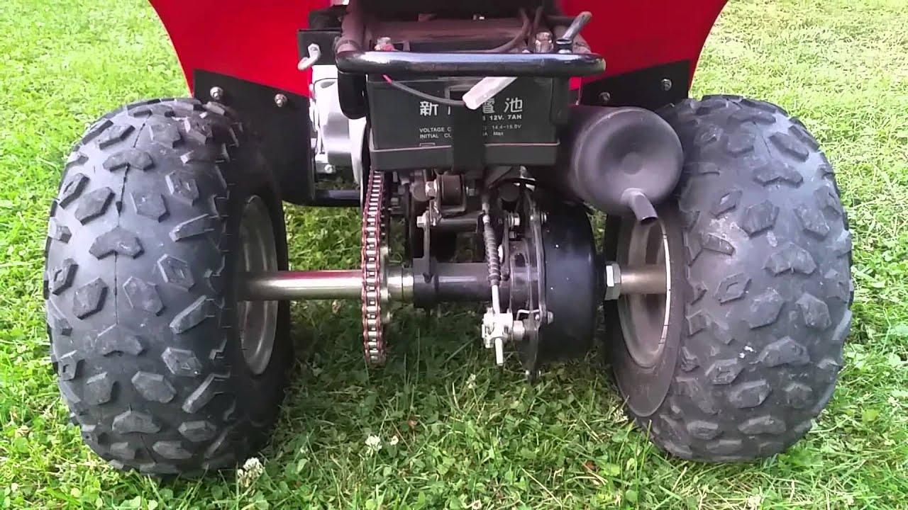 Kazuma 110cc Quad Wiring Diagram Chevrolet Silverado Parts Redcat 50cc Atv