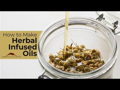 how-to-make-herbal-infused-oils
