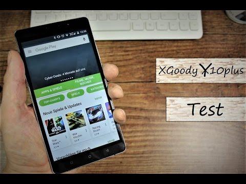 "6.0"" Monster XGoody Y10 plus im Test"