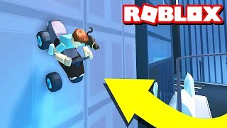 ATV CLIMBING GLITCH!! | Roblox Jailbreak Train Heist Update