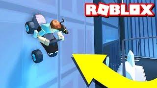 ATV CLIMBING GLITCH!!   Roblox Jailbreak Train Heist Update