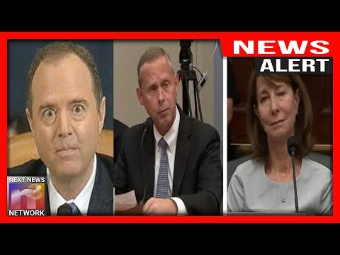 ALERT: Adam Schiff's Credibility Is DEMOLISHED As His FBI Witnesses Embarrass The HELL Out Of Him