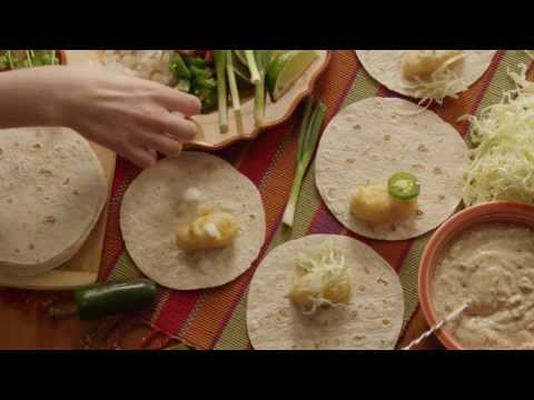 How To Make Fish Tacos | Fish Taco Recipe | Allrecipes.com