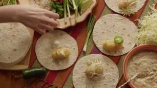 How To Make Fish Tacos - Fish Tacos Recipe