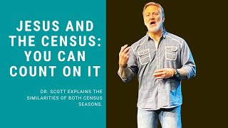 Jesus and the Census: You can count on it (Sermon 3/28/2020)