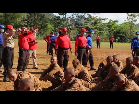 PISAH SAMBUT Kepala Sekolah Polisi Negara Selopamioro Tahun 2018