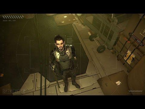 Deus Ex: Mankind Divided: Unfinished EX 07/14/2016