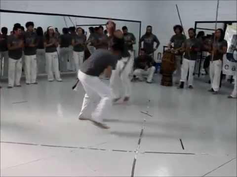 Lua Capoeira Troca de cordas Festival MAO NO CHAO 19oct14 1/3