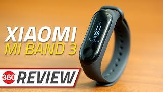Xiaomi Mi Band 3 Review | It Does a Lot More Now!