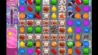 Candy Crush Saga, Level 1248, 2 Stars, No Boosters