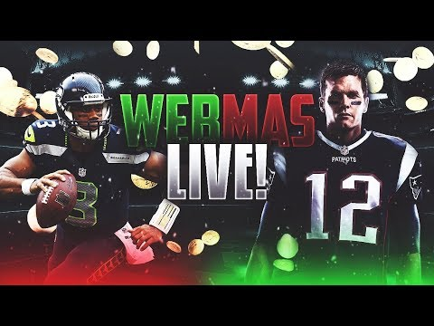 HUGE VARIETY PACK OPENING!! TONS OF GIFTS!! MADDEN MOBILE 18 STREAM!!