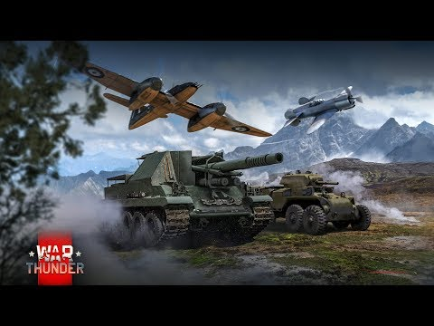 War Thunder - SPECIAL - World War 2 Chronicles Spring 2018 (4 Collectibles + More)