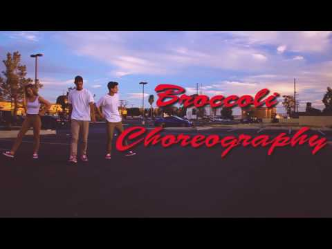 Broccoli Ft. Lil Yachty by D.R.A.M. Choreography...