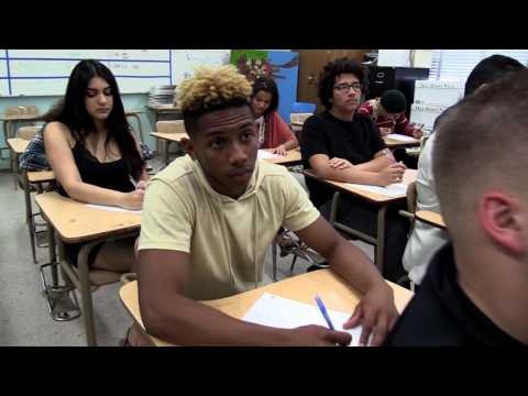 """Making Movies that Matter: """"Disconnect"""" by Chatsworth Charter High School"""