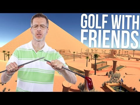 Golf With Friends - HARDEST MINI PUTT EVER! - Golf With Friends Multiplayer Gameplay