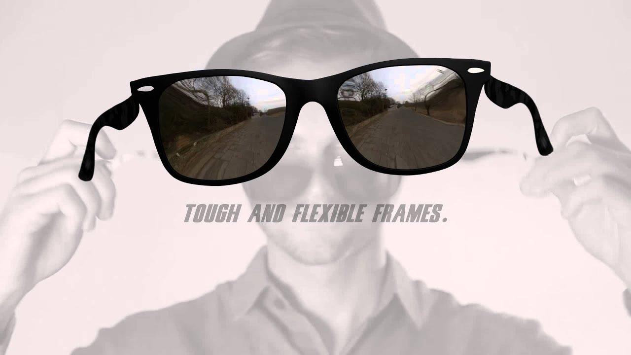 fe3708fa0c8 OFFSHOOT  Tough and Flexible eyewear - YouTube