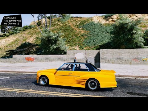 Benefactor Glendale Krieger Special Grand Theft Auto V MGVA Modification