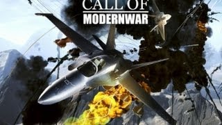 Call Of ModernWar:Warfare Duty - Война в воздухе на Android ( Review)