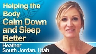 Adrenal Fatigue Syndrome Recovery Testimonial from Heather