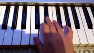 BTS - I Need U (Piano Tutorial) [Piano Sheet] Slow Motion