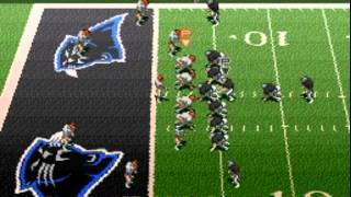 Season 1 Super Bowl: Carolina Panthers vs. Cincinnati Bengals