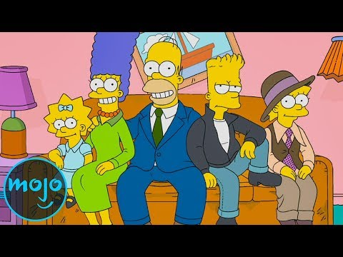 Debbie McFadden - The End Could Be Near For The Simpsons?