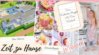 Tipps gegen Langeweile I #stayhome Challenge I Sims Tutorial, Netflixserien, gesunde Rezepte