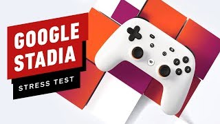 Google Stadia: Testing Gameplay of Destiny 2, and Red Dead Redemption 2 - IGN Plays Live