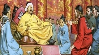 "The Mongol Empire ""Kublai Khan"" History Channel"
