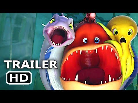 Thumbnail: DЕЕP Official Trailer (2017) Animation, Kids Movie HD