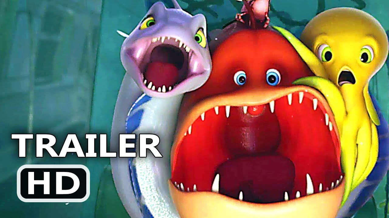 DЕЕP Official Trailer (2017) Animation, Kids Movie HD - YouTube