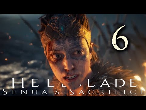 The World Tree - Hellblade Senua's Sacrifice - 2 Girls 1 Let's Play Part 6