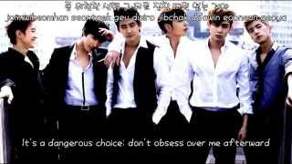 2PM - Not the only one / Your Man