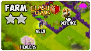 Noua mea strategie de farm | Clash of Clans Romania