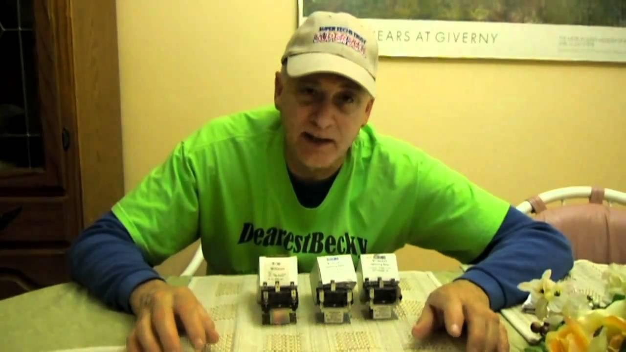 Hvac Relays Youtube Indoor Fan Relay Wiring Schematic