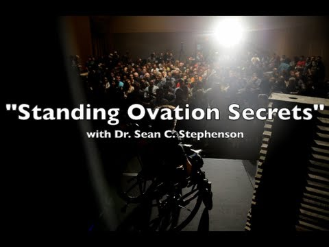 WEBINAR REPLAY: Standing Ovation Secrets