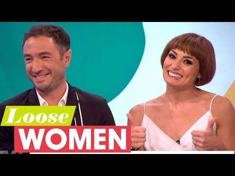 Vincent And Flavia Talk Romance, Dancing And Strictly | Loose Women
