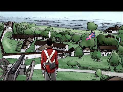 Canada 1812 Forged in Fire - Isaac Brock (1/6)
